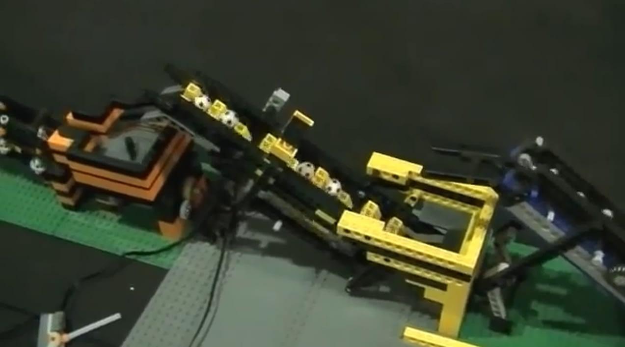 LEGO WORLD RECORD GBC 2011