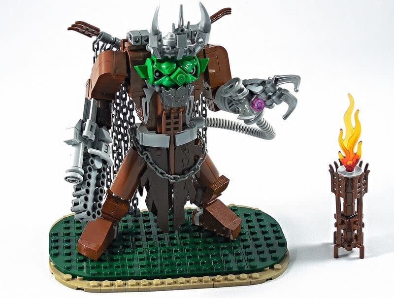 Ork Ravager