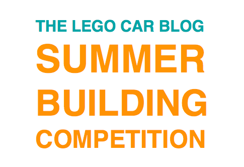 Concurs The LEGO Car Blog