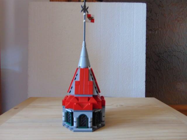 LEGO® MOC by Chyck: Castelul Phoenix – Observatorul