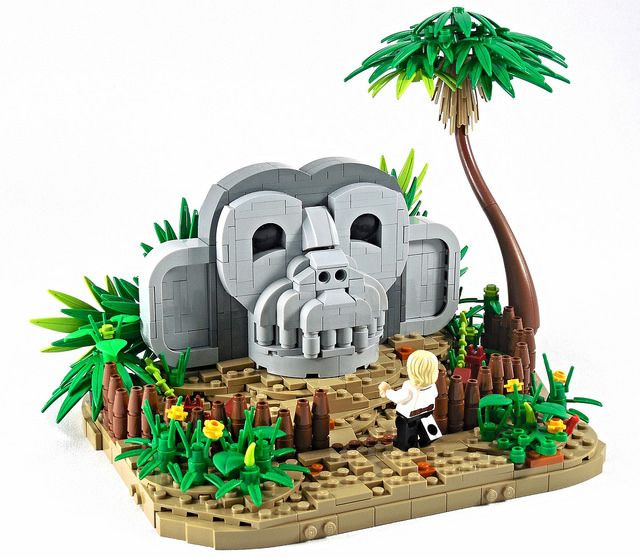 LEGO The Secret of Monkey Island