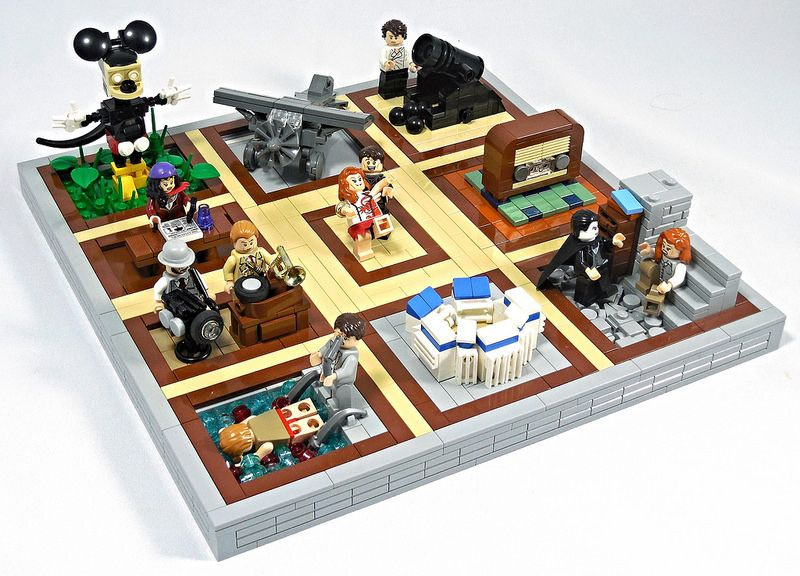 LEGO The Roaring Twenties