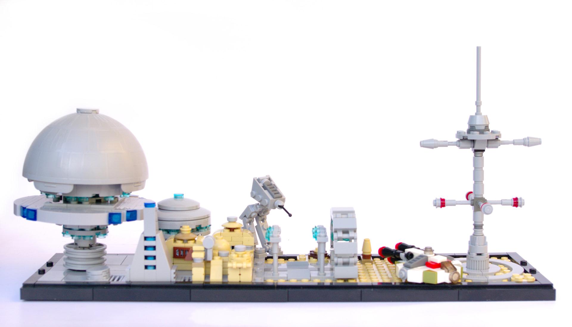 Concurs Microscale Future City – Creatia 14: Lothal Skyline