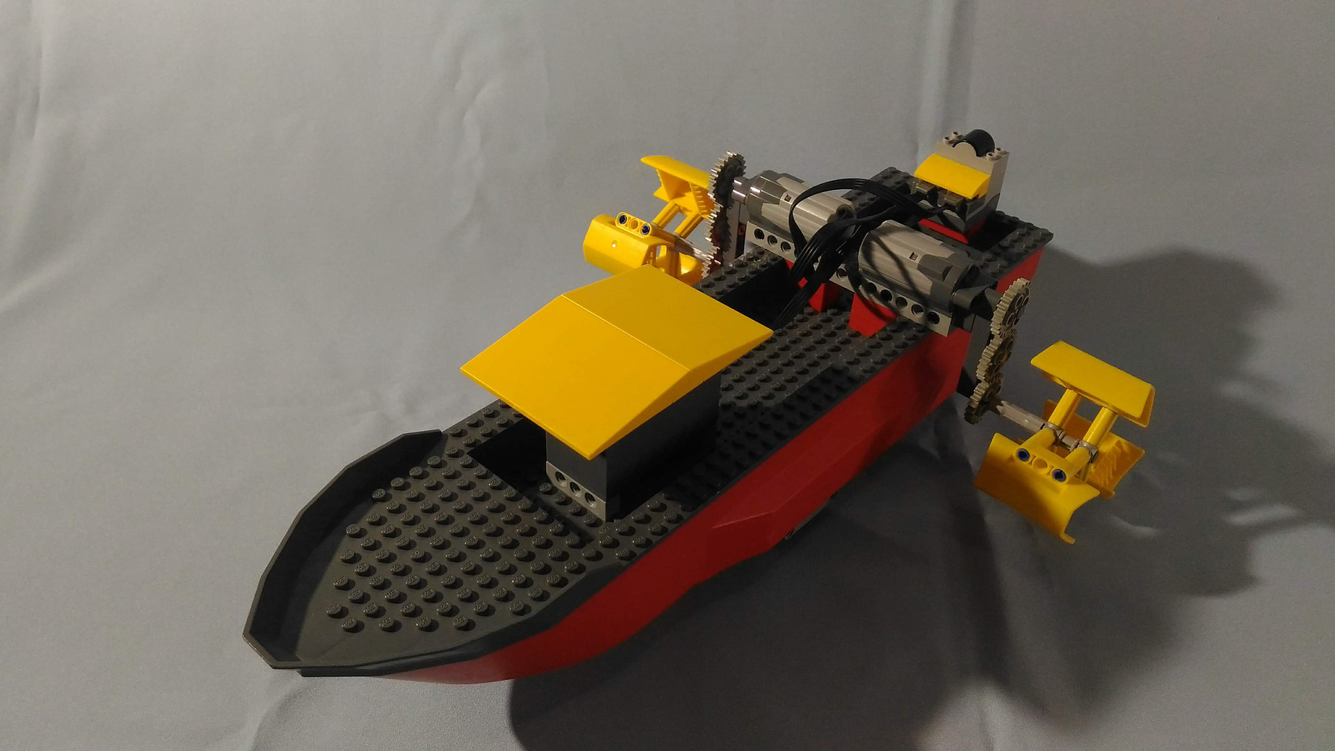 Splash Master by braker23