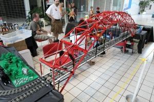 Pod de lego de aproape 4m