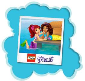 10% reducere la toata gama Lego Friends la Pandy Toys