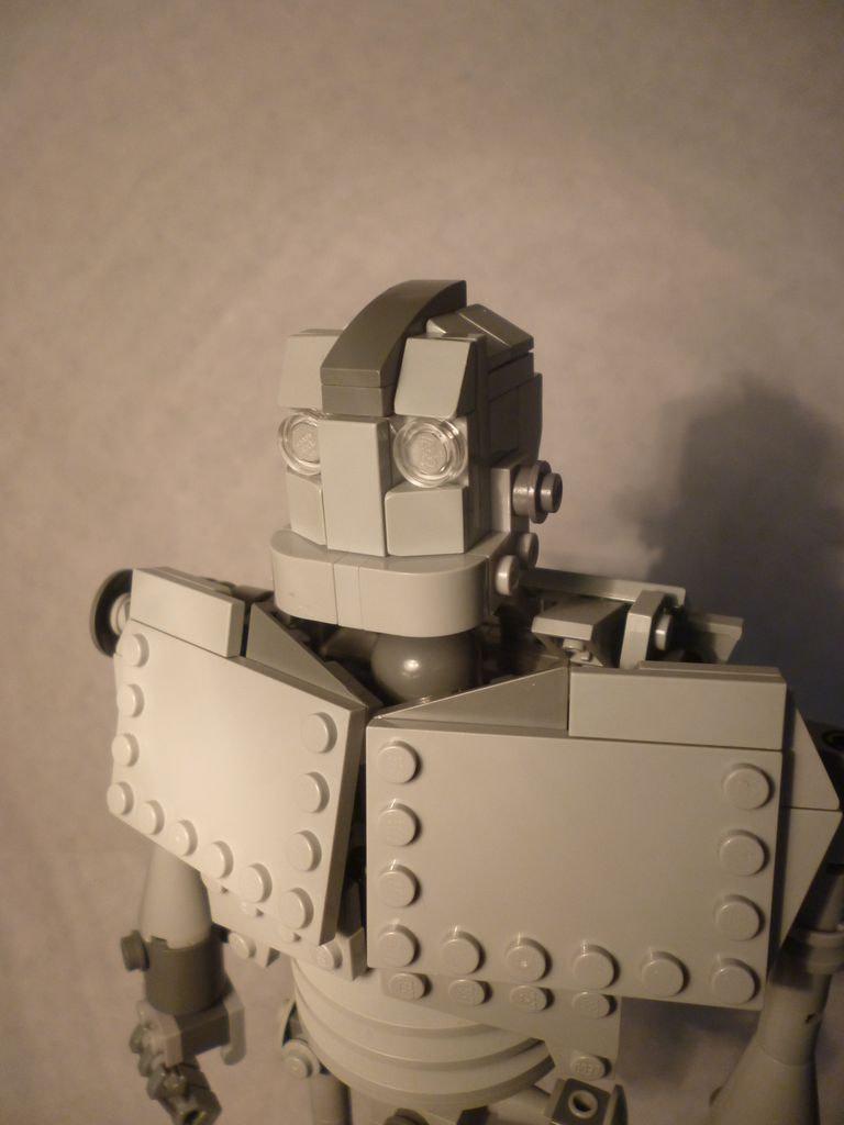 Lucrarea 1 – The Iron Giant