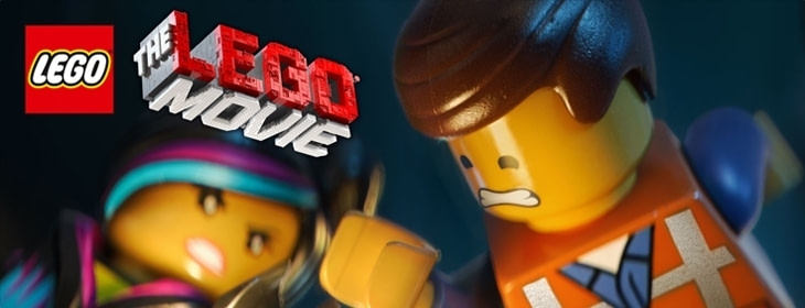 10% reducere la toata gama Lego Movie la Pandy Toys