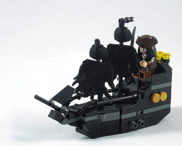 Chibi Black Pearl
