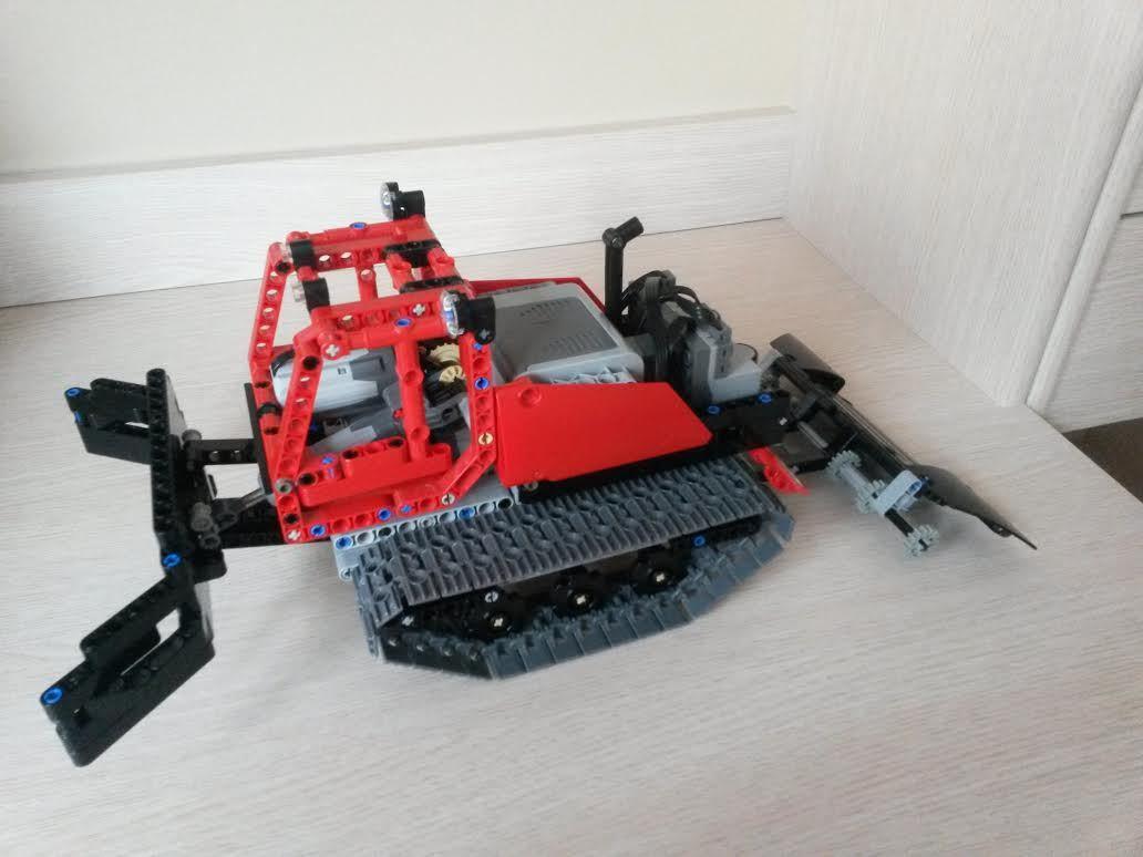 Concurs Trial Truck ianuarie 2015 – Creatia 4