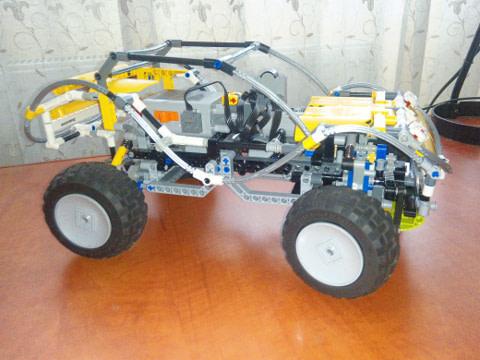 Concurs Trial Truck ianuarie 2015 – Creatia 1