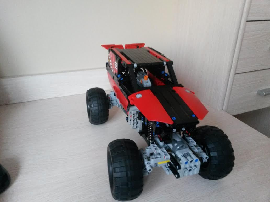 Concurs Trial Truck ianuarie 2015 – Creatia 3