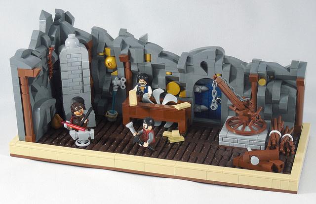 Dwarven Workshop