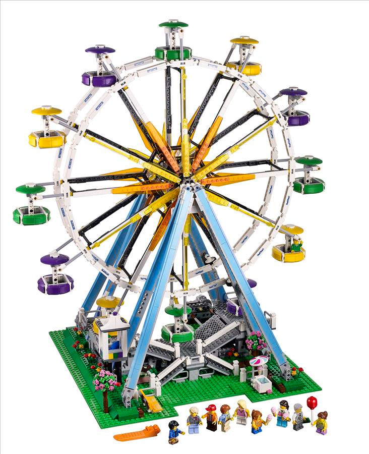 Set Lego 10247 – Ferris Wheel