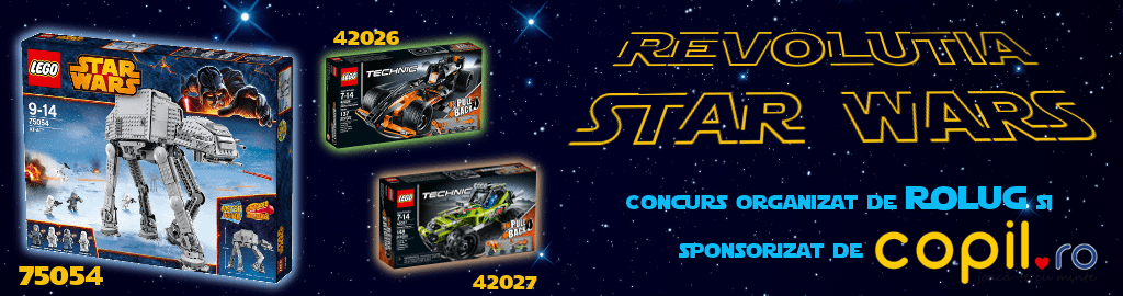 Concurs Revolutia Star Wars – regulament
