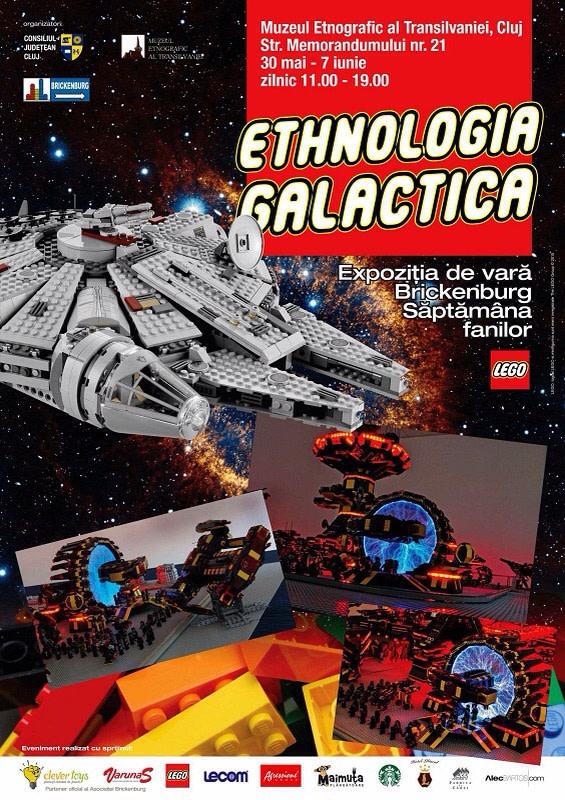 Expozitia Ethnologia Galactica Brickenburg