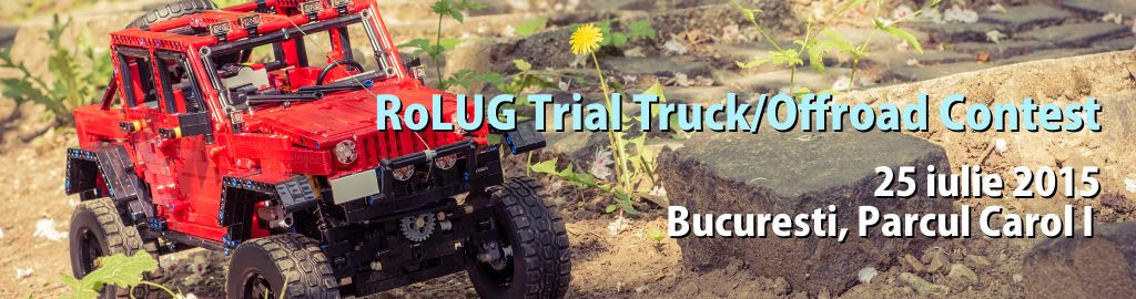 Concurs Trial Truck Vara 2015 – regulament