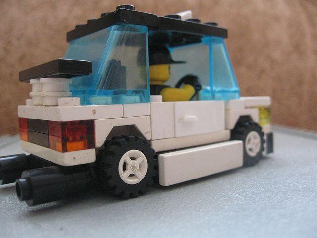 Basic Street Racing Car