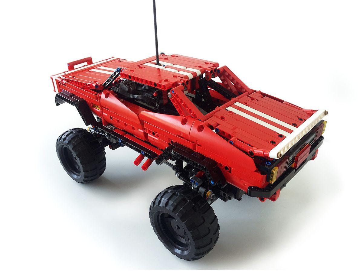 MOD 41999 Crawler RC
