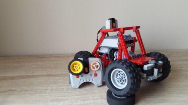 Concurs Trial Truck Vara 2015: Creatia 14 – Pisica salbatica