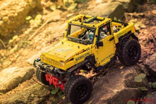 Concurs Trial Truck Vara 2015: Creatia 4 – Yellow Rubicat