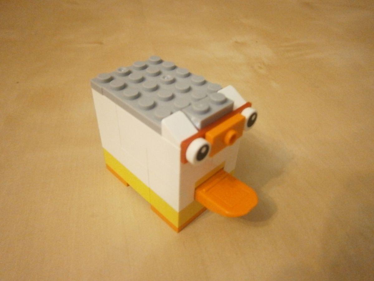 Concurs Imbinarea separatorului de caramizi – creatia 4: Catelul