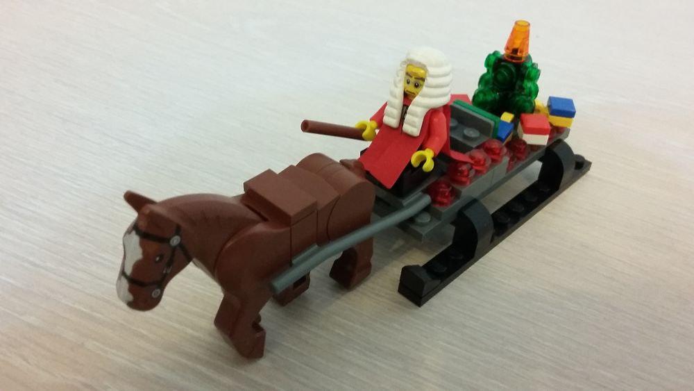 Concurs Winter Tale – creatia 6: Santa's new helpers