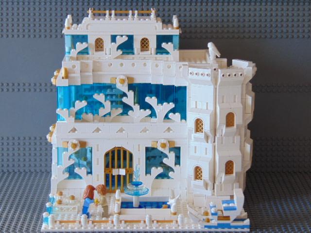 Concurs Winter Tale – creatia 9: Palatul de gheata