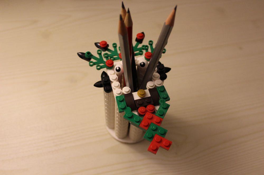 Concurs Winter Tale – creatia 15: Suport de creioane