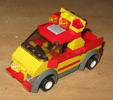 Special emergency vehicle