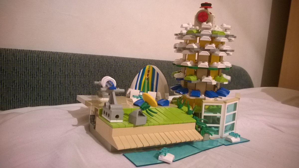 Concurs Microscale City: Creatia 2 – Lacul Morii 2025