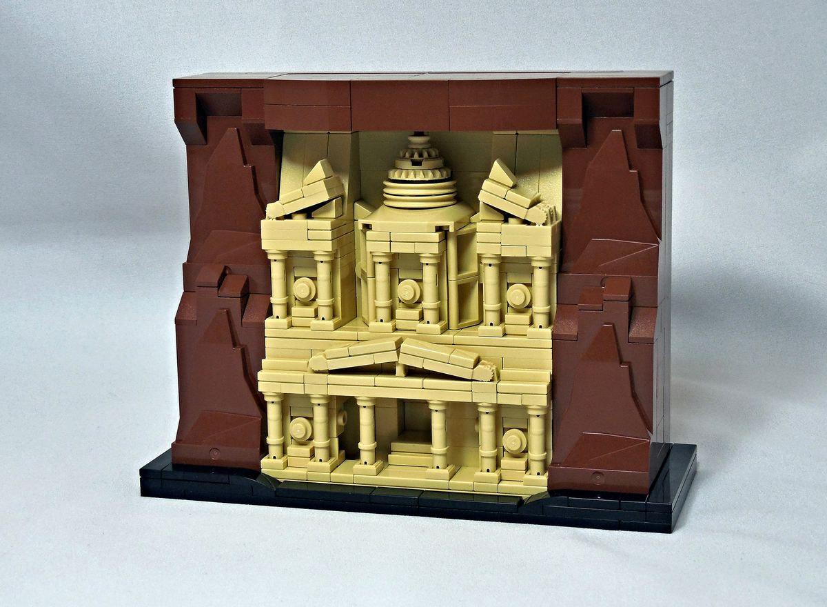 Concurs Microscale City: Creatia 7 – Petra