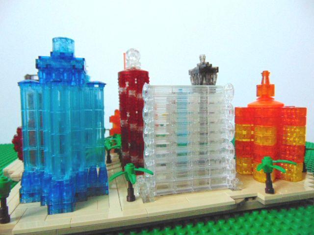Concurs Microscale City: Creatia 9 – Orasul de sticla