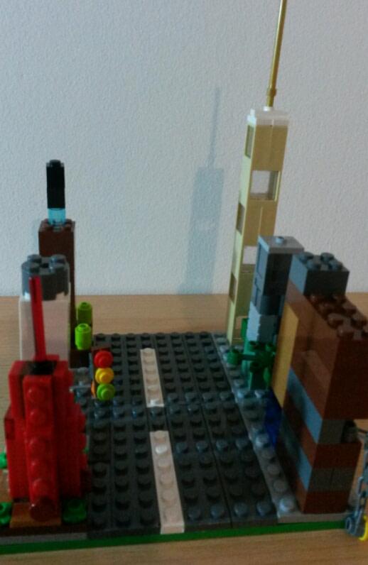 Concurs Microscale City: Creatia 11 – Zgarie Nori
