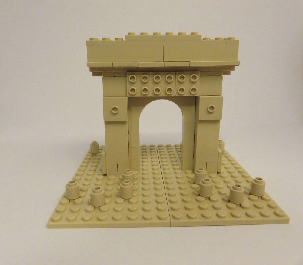 Concurs Microscale City: Creatia 16 – Arcul de Triumf