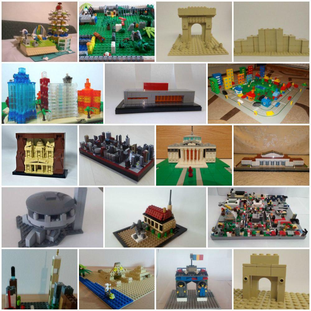 Concurs Microscale City: clasament final