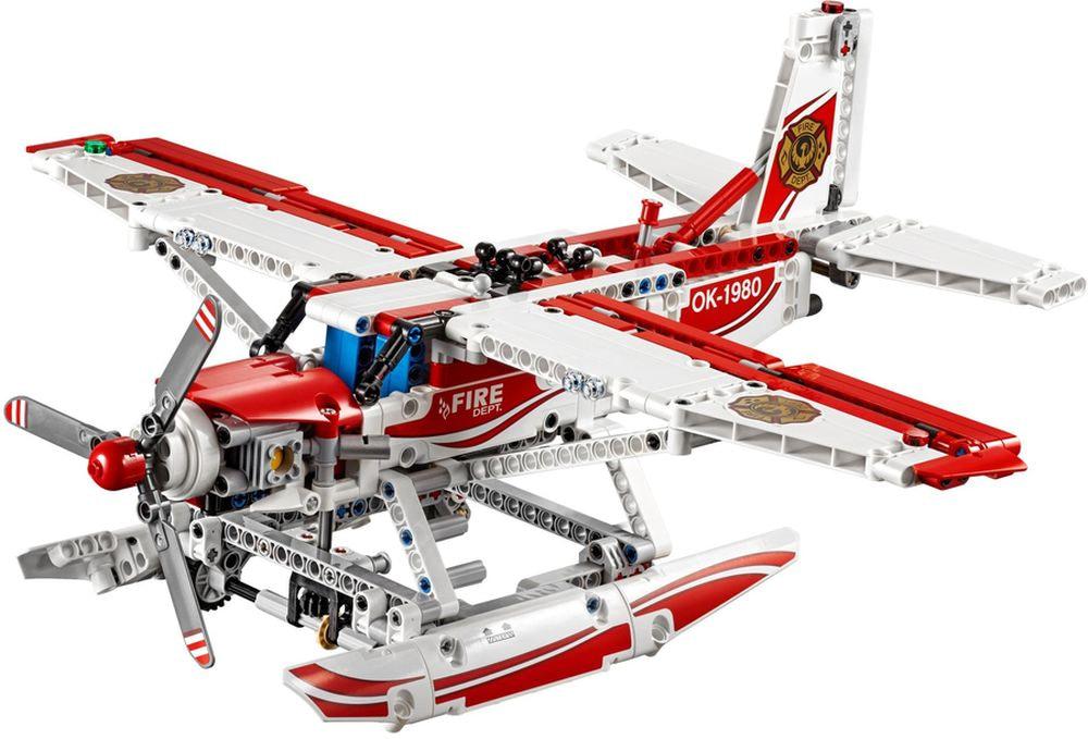 Review set LEGO 42040 – Fire Plane