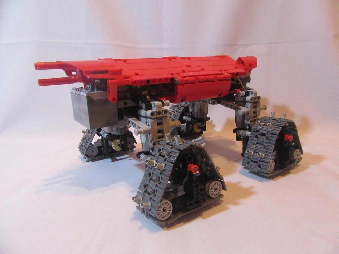 Ice Crawler by braker23