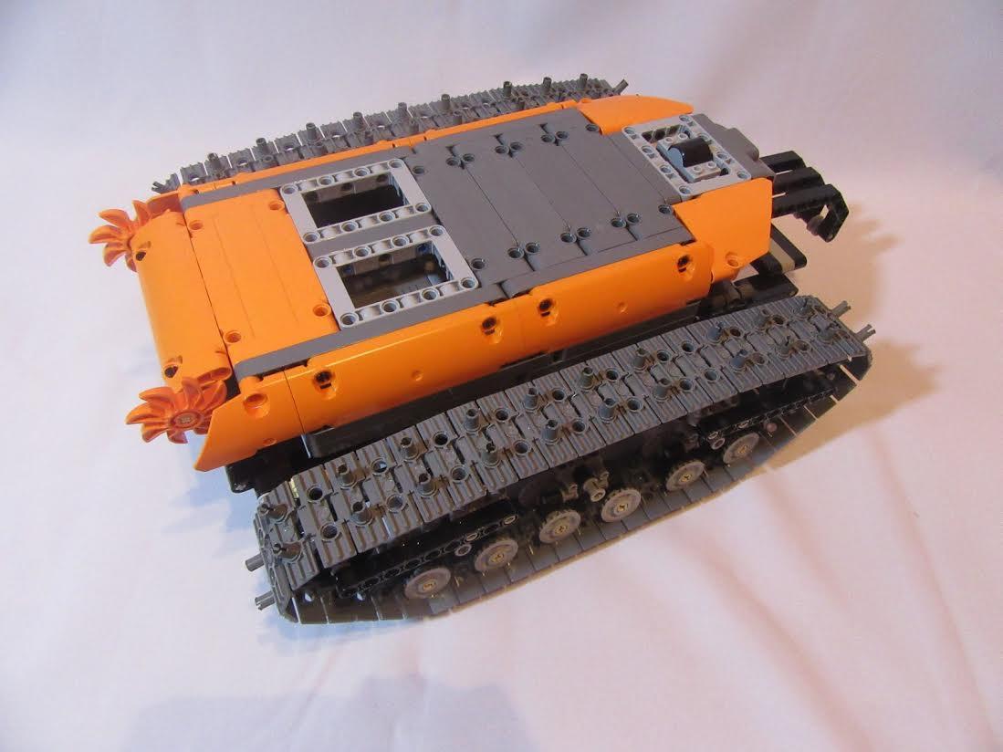 Terraformer by braker23