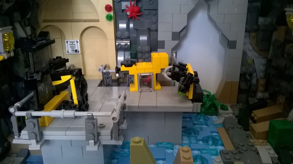 Batcave (update)