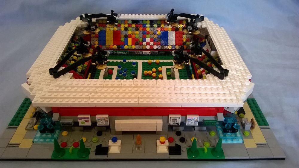 LEGO Soccer Stadium