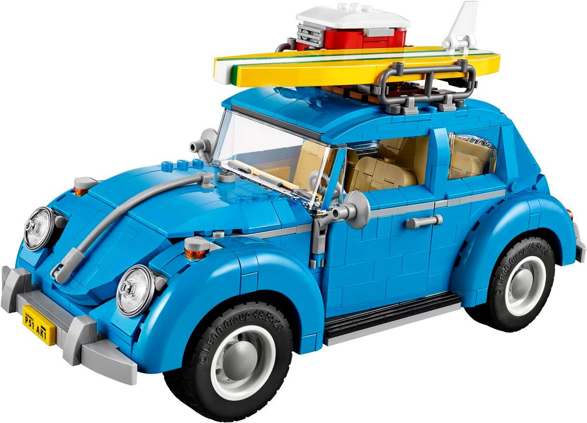 Review set LEGO 10252 – Volkswagen Beetle
