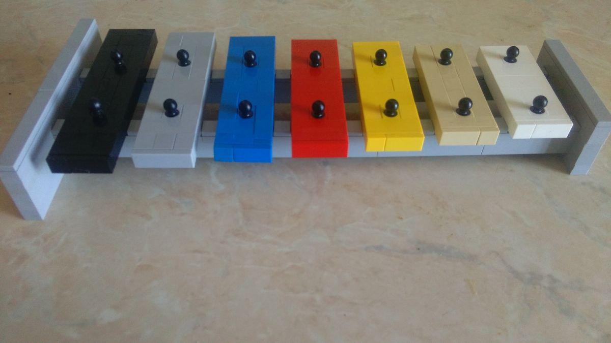 Concurs Licitatia de muzica – Creatia 13: Xilofon pentru copii