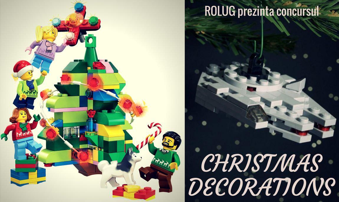 Concurs Christmas Decorations – Regulament